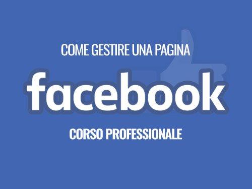 corso facebook milano